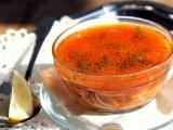 Recettes soupe de pâtes