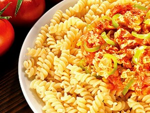 Recettes pâtes de sauce tomate
